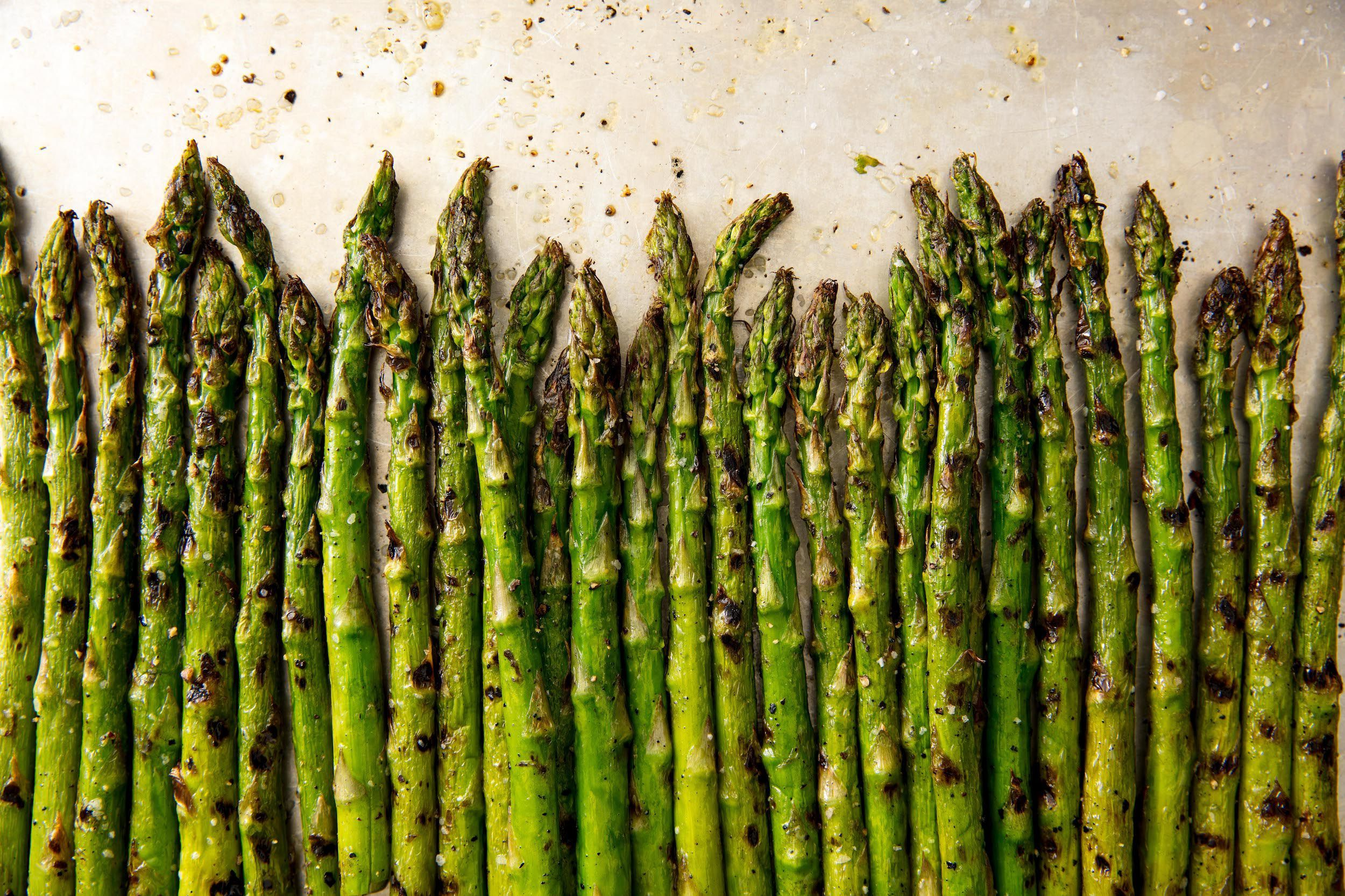 Everything you need to know about asparagus!